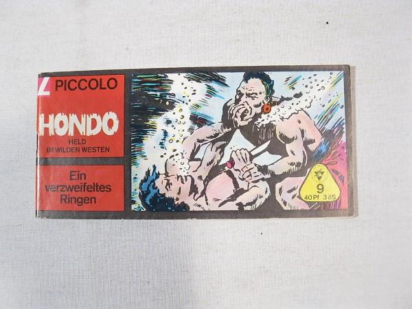 HONDO Nr. 9 Lehning Piccolo in Z (1-2) 33051