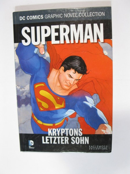 DC Graphic Collection Nr. 3 Superman im Z (0-1) Hachette HC 85279