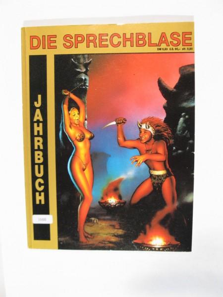 Sprechblase Jahrbuch 1988 mit den Nr. 81,66,82 Hethke Verlag 71743