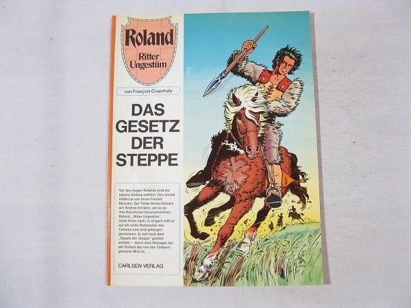 Roland Nr. 3 Carlsen Comic 1.Auflage 26061