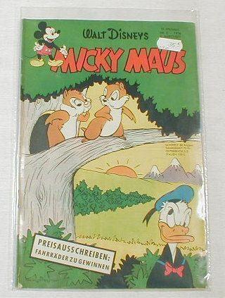 Micky Maus 1956/ 6 (Donald Duck,Barks) 4164
