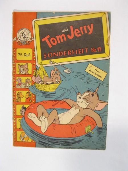 Tom und Jerry Sonderheft Nr. 19 Semrau Verlag im Zustand (3) 71941