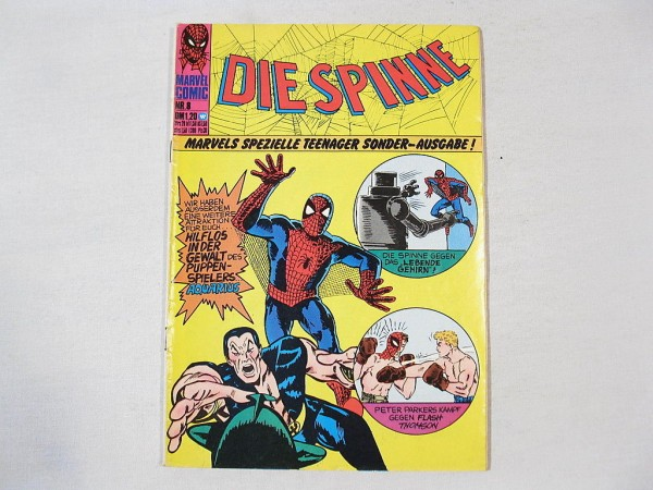 Spinne Nr. 8 Marvel Comic Williams Z (1-2) 34740