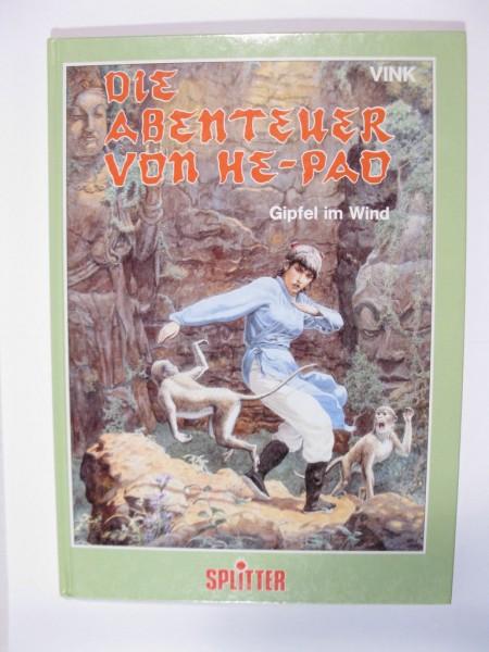 Abenteuer von He Pao 4 HC Comic Splitter limit. 99081