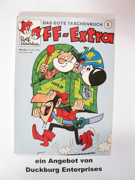 Fix und Foxi Extra Taschenbuch Nr. 5 in Z (1) Kauka 41672