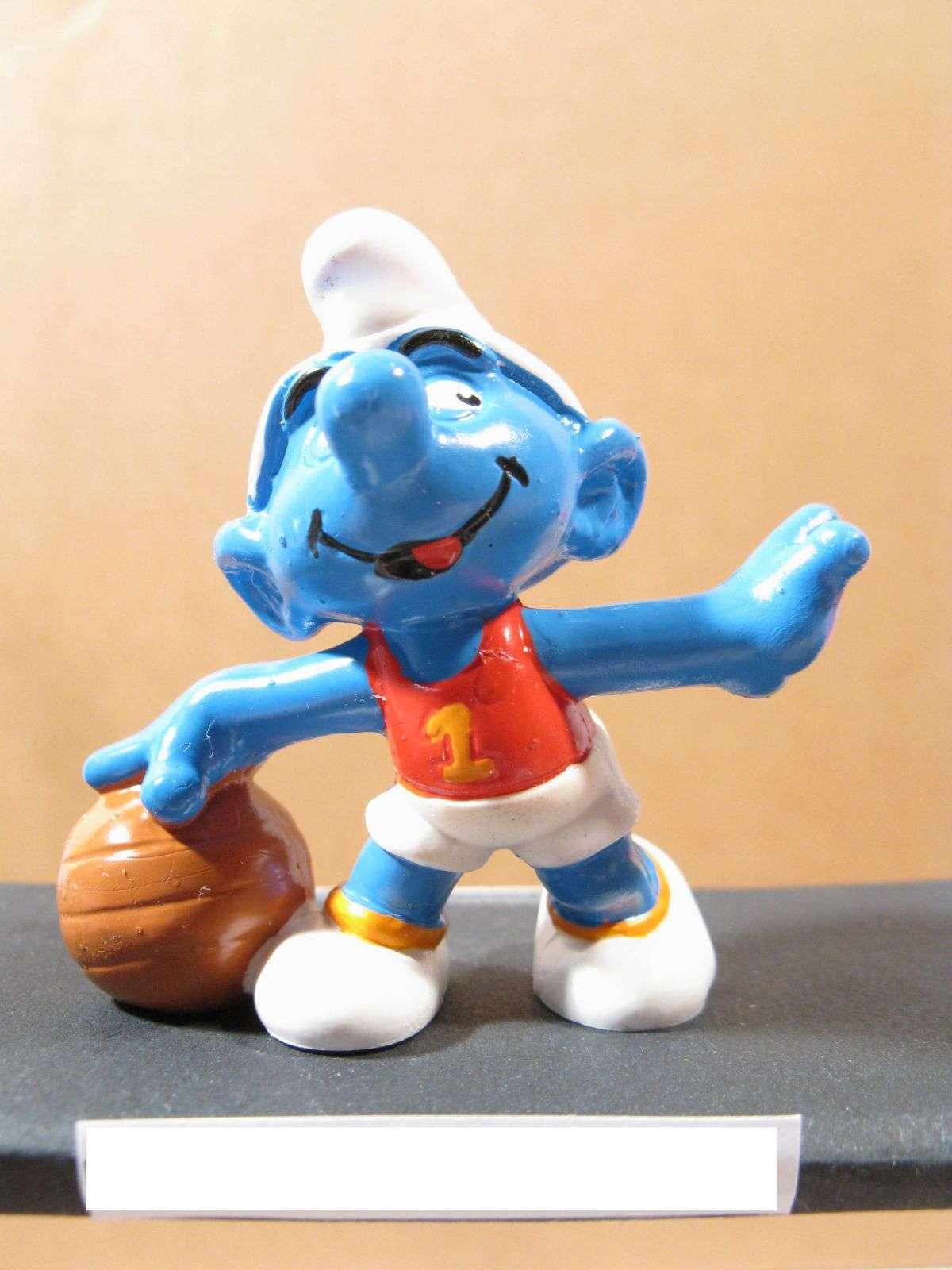 Schleich Basketball Schlumpf