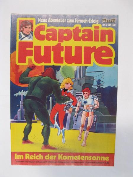 Captain Future Nr. 4 Bastei im Zustand (0-1). 67117