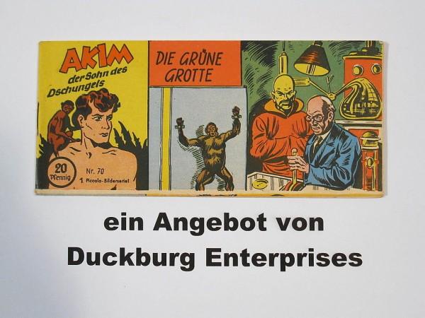 AKIM Sohn des Dschungels Nr. 70 Lehning Verlag im Zustand (1-2) 43603
