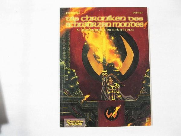 Chroniken d.schwarzen Mondes 6 Sc Comic Carlsen 24556