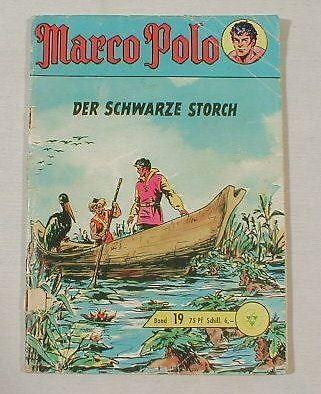 Marco Polo Nr. 19 Comic Lehning Verlag 11333
