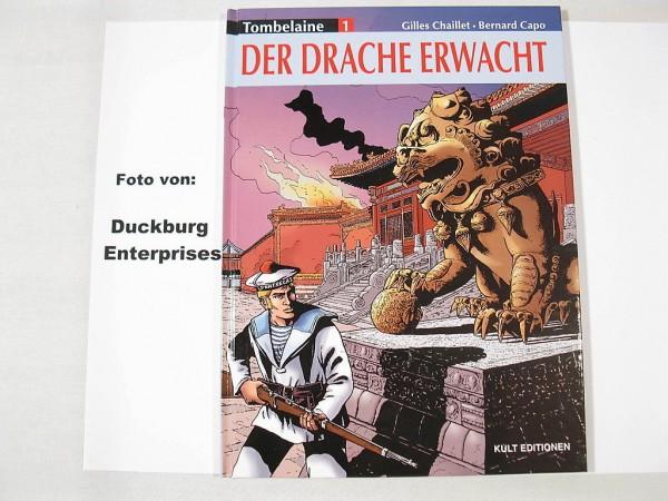 Tombelaine Nr. 1 HC Comic Kult Verlag 26507