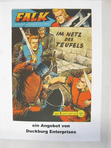 Falk Großband Nr. 4 (Lehning Verlag ) im Zustand (1-2) 44029