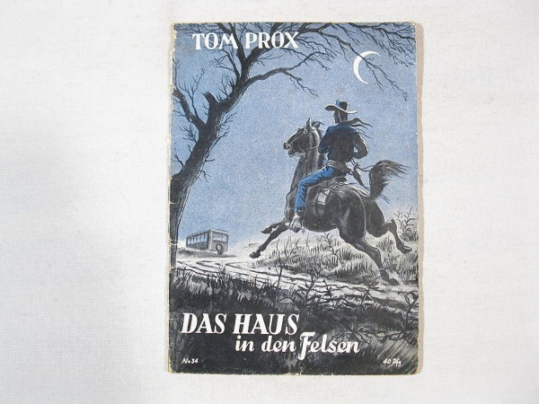 Tom PROX Heft Nr. 34 Uta-Verlag 34193