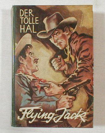 Flying Jack Leihbuch ohne Stempel !! 14509