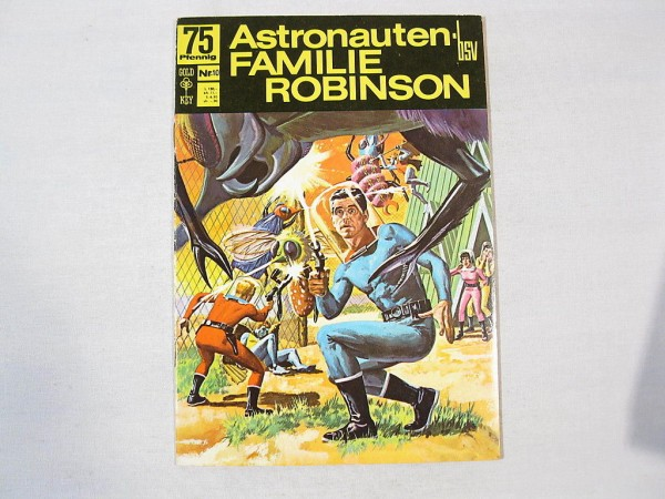 Astronautenfamilie Robinson 10 (BSV 1966) Z (1) 36254