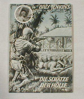 Billy JENKINS Heft Nr. 48 Uta-Verlag 14517