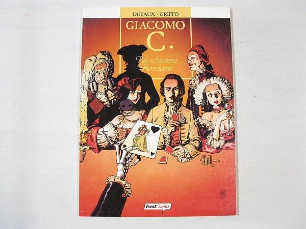Giacomo C. Nr. 3 Feest Comics 25525