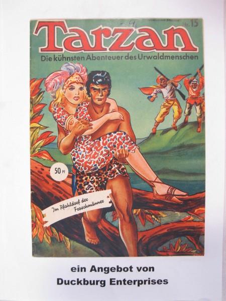 Tarzan Großband Nr. 15 Mondial Verlag im Zustand (2 NZ) 46575