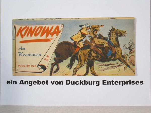 KINOWA Nr. 37 Lehning Piccolo im Zustand (1-2) 47006