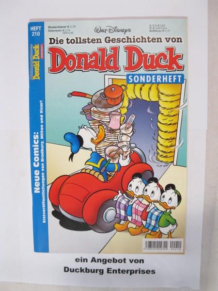 tollste Geschichten Donald Duck 210 Ehapa Verlag im Zustand (1) 48379