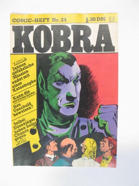 Kobra Comic 1975/24 Gevacur Verlag im Z (1) 56994