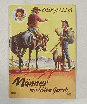 Billy JENKINS Heft Nr. 256 Uta-Verlag 14625