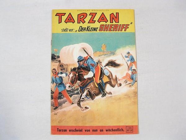 Tarzan Großband Nr. 124 Mondial Verlag Z (1-2) 36617