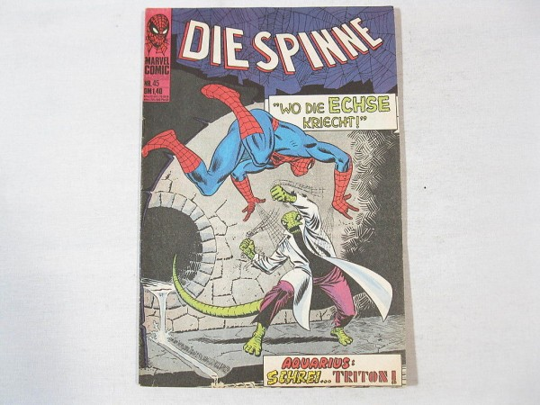 Spinne Nr. 45 Marvel Comic Williams Z (1-2) 37825
