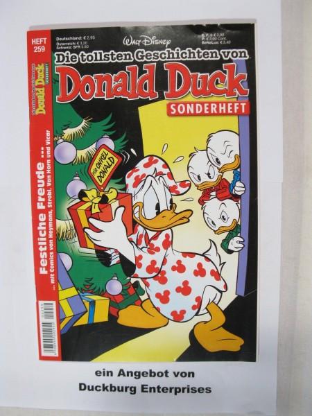 tollste Geschichten Donald Duck 259 Ehapa Verlag im Zustand (1-2) 48454