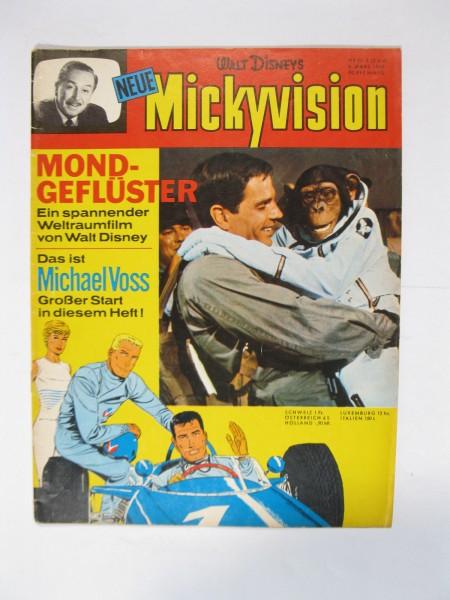 Mickyvision / Micky Vision 1965/ 5 Ehapa Verlag im Zustand (1-2/2). 79465